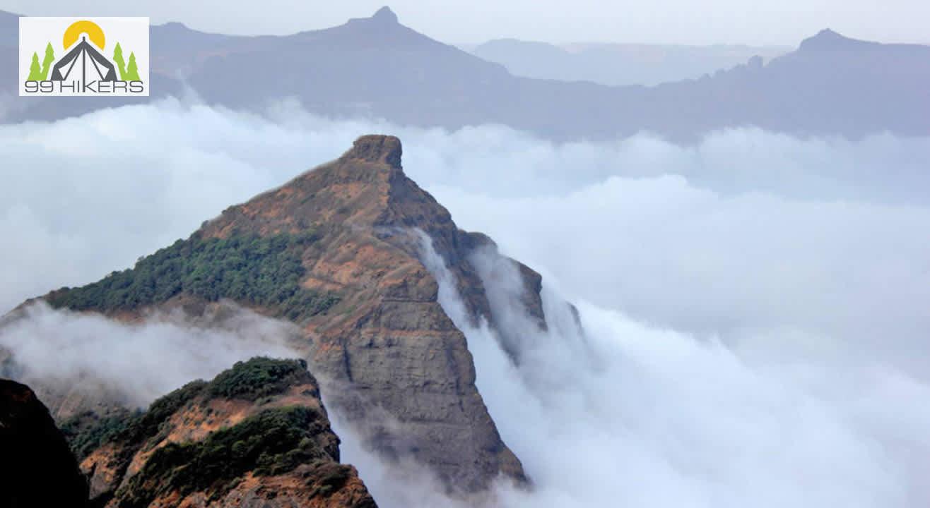 Most Scenic Harishchandragadh Trek