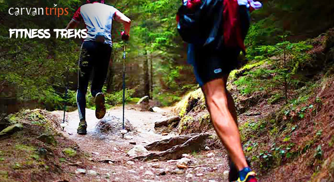 Fitness Trek to Andharban (The Dark Forest)