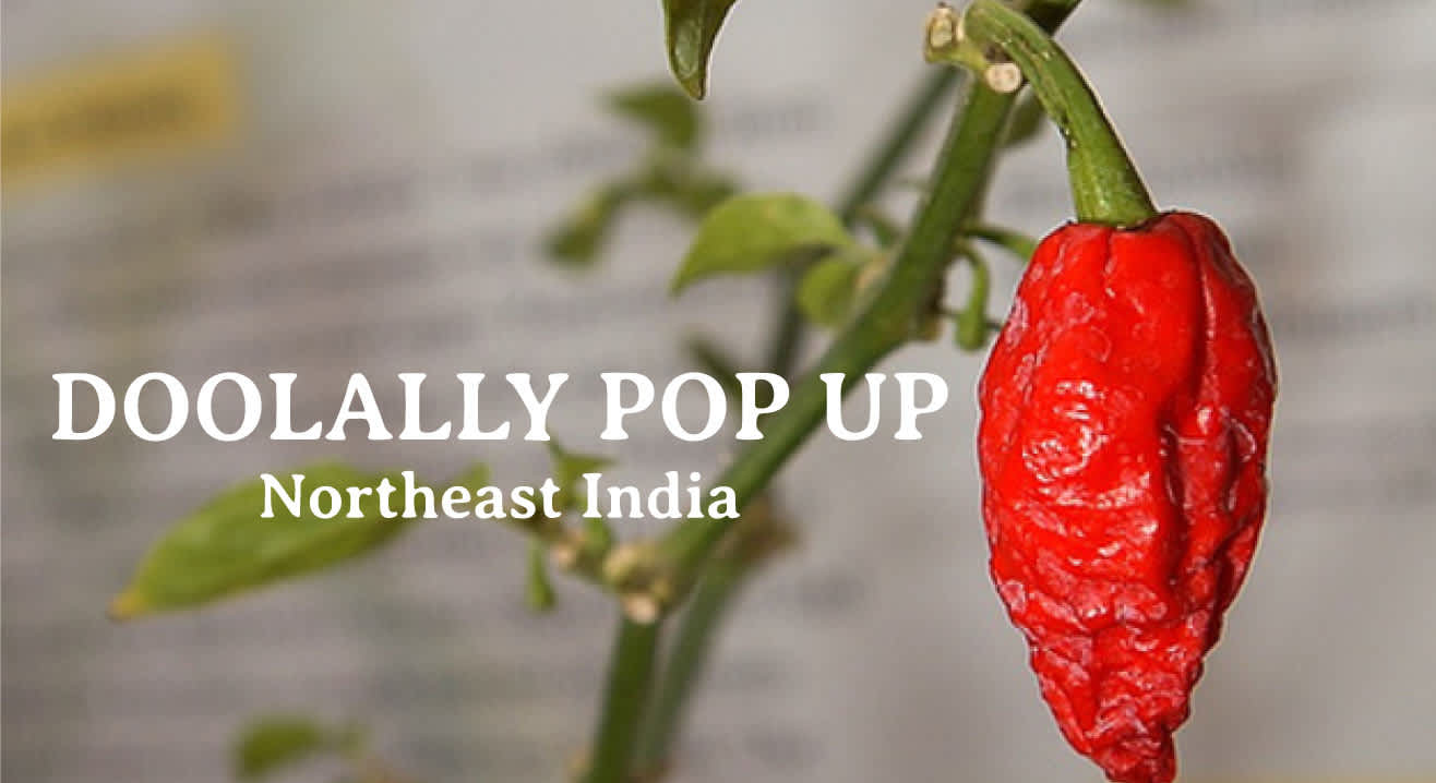 Doolally Pop-Up: Northeast India