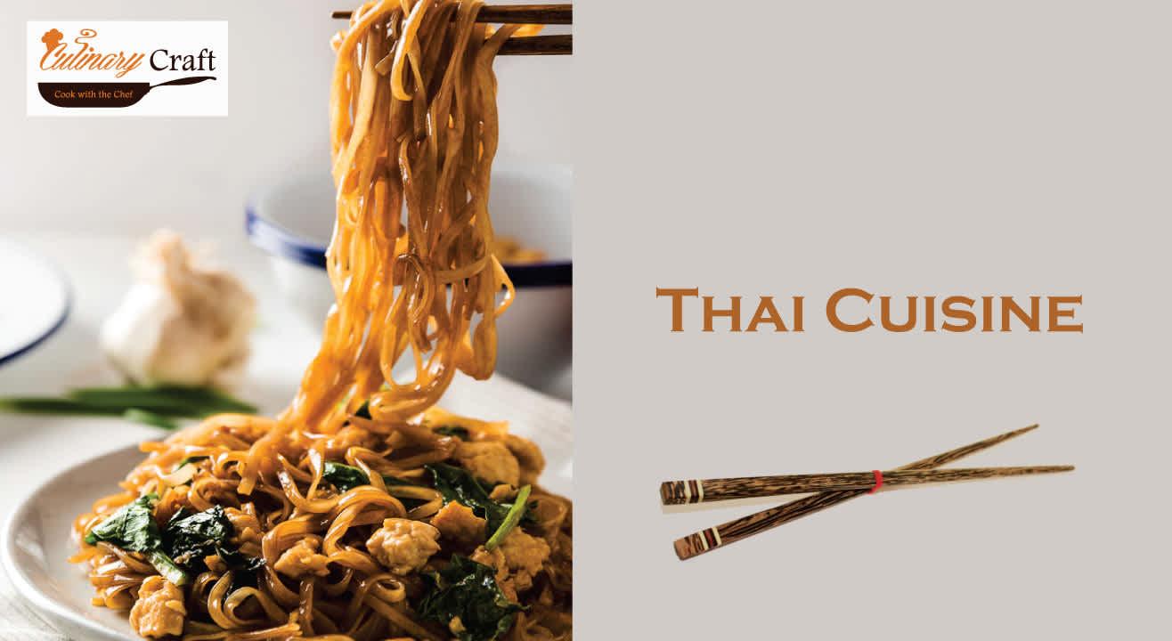 World Cuisine- Thai