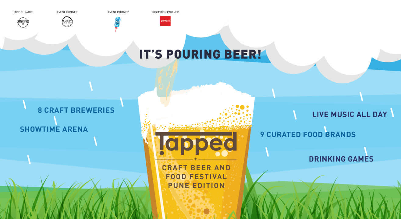 Tapped - Craft Beer & Food Festival