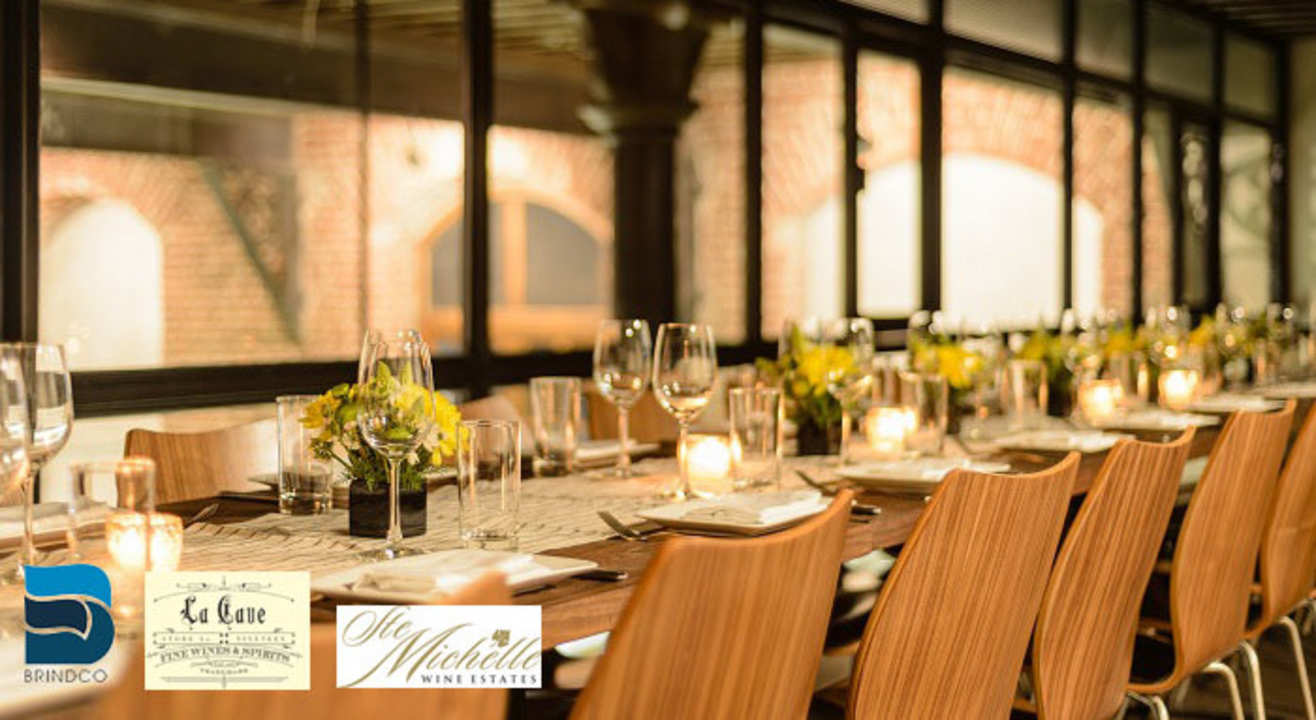 Chateau Ste. Michelle Wine Dinner