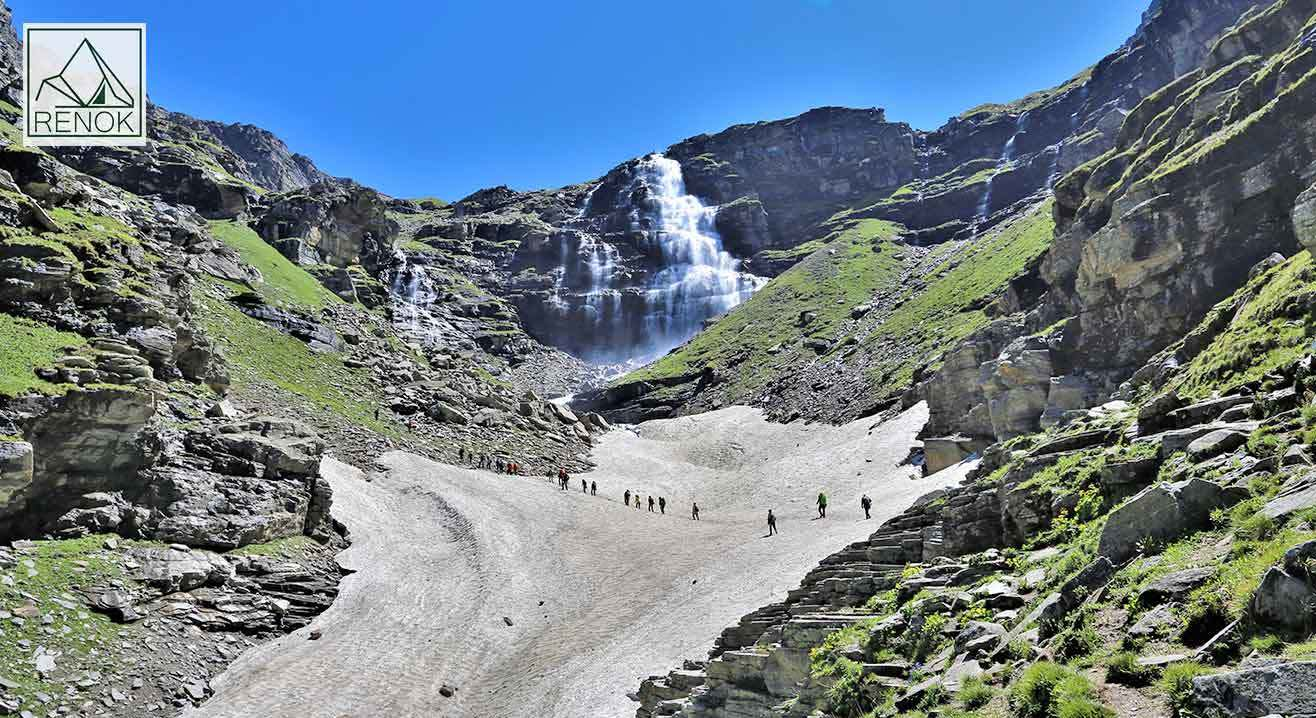 Hampta Pass | Renok Adventures
