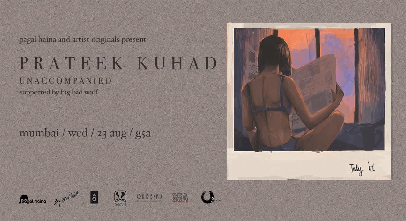Prateek Kuhad – Unaccompanied Tour, Mumbai
