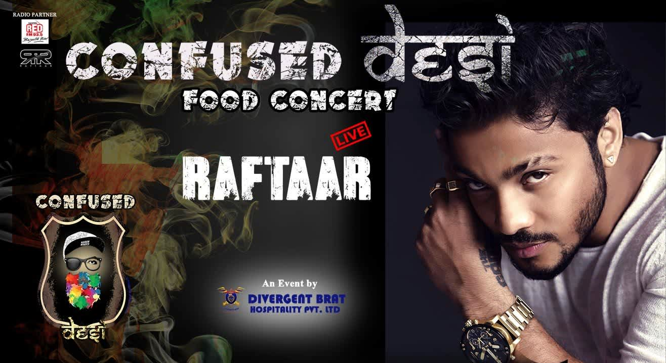 Confused Desi Food Concert