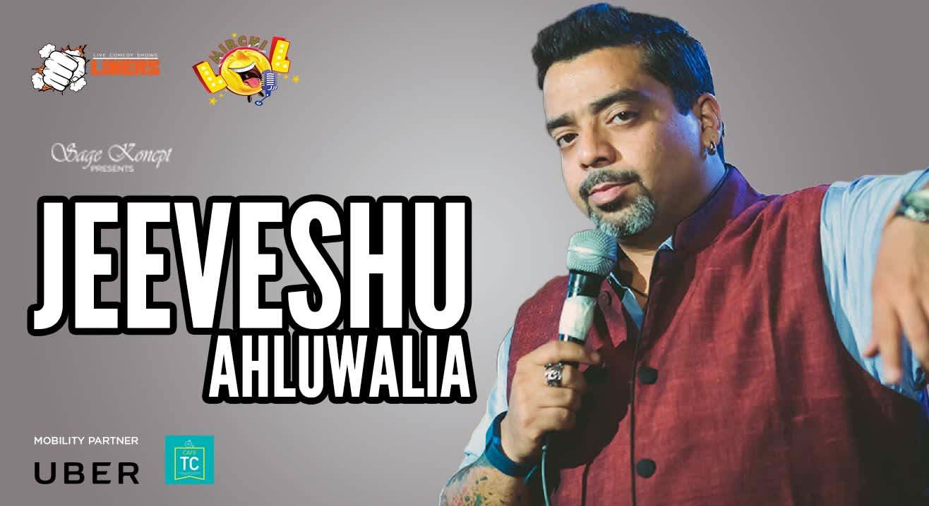 Punchliners: Stand Up Comedy Show feat. Jeeveshu Ahluwalia in Lucknow
