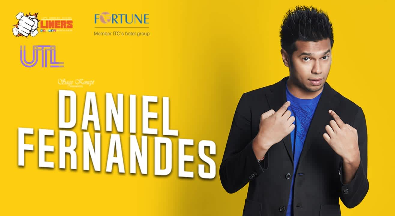 Punchliners: Standup Comedy Show ft. Daniel Fernandes in Hyderabad