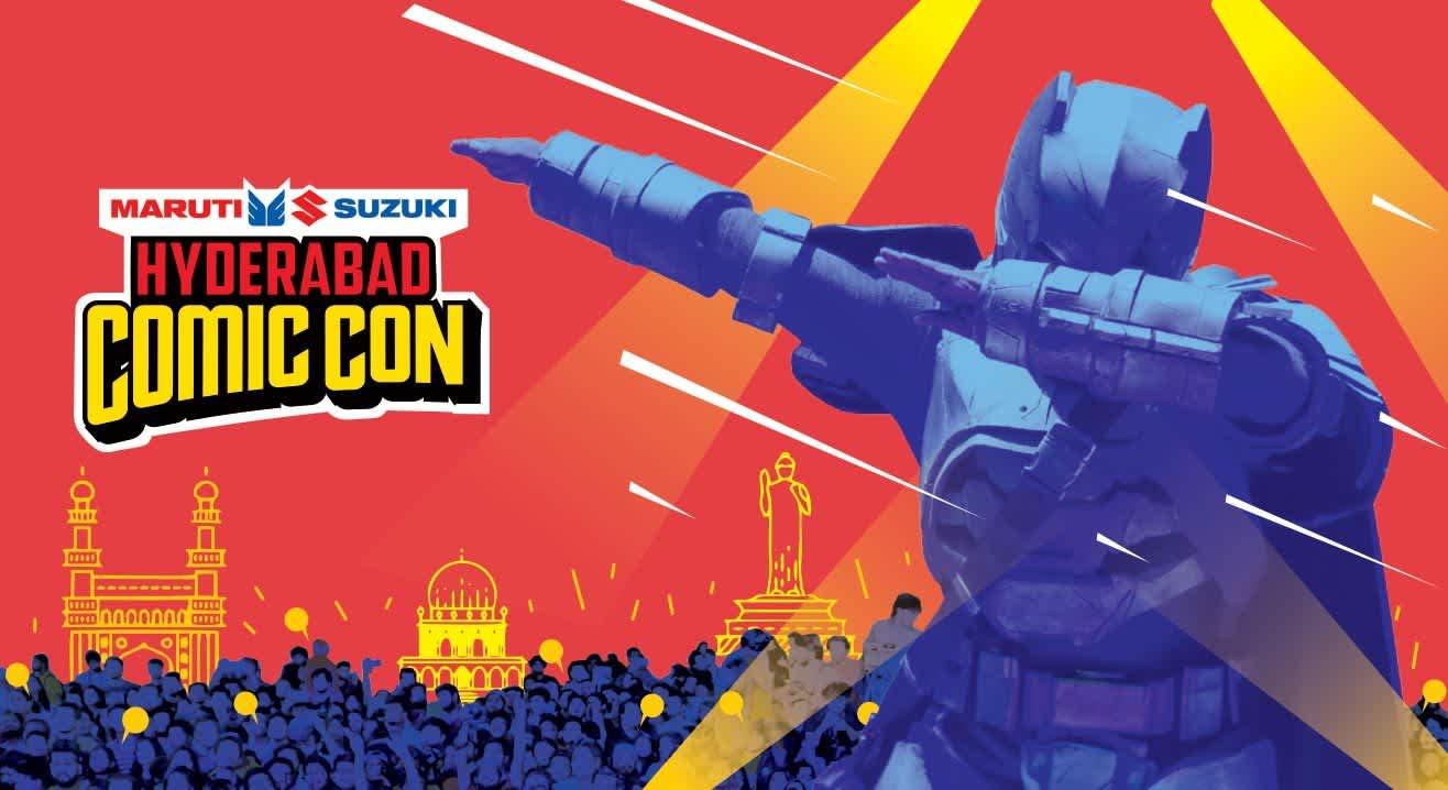 Hyderabad Comic Con