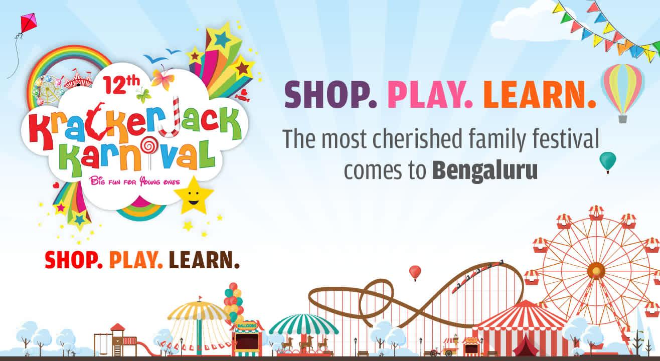 12th Krackerjack Karnival 2017, Bengaluru Edition