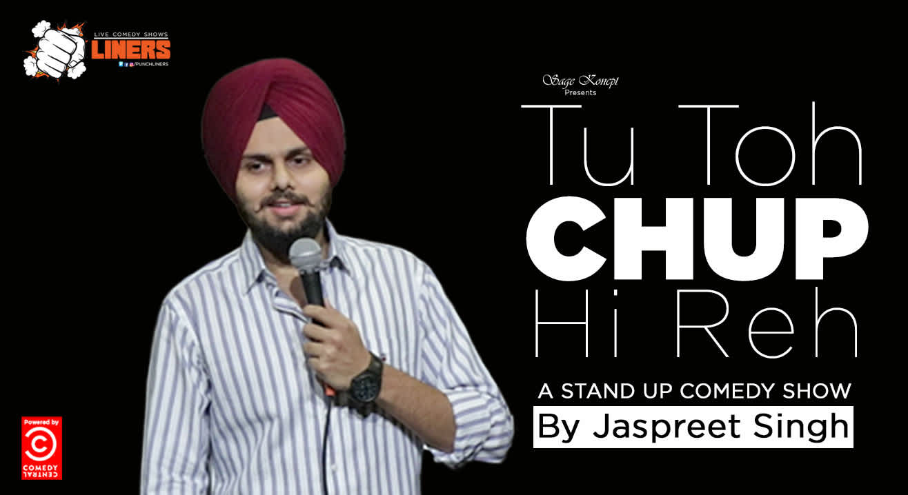 Punchliners: Standup Comedy Show ft. Jaspreet Singh in Bangalore