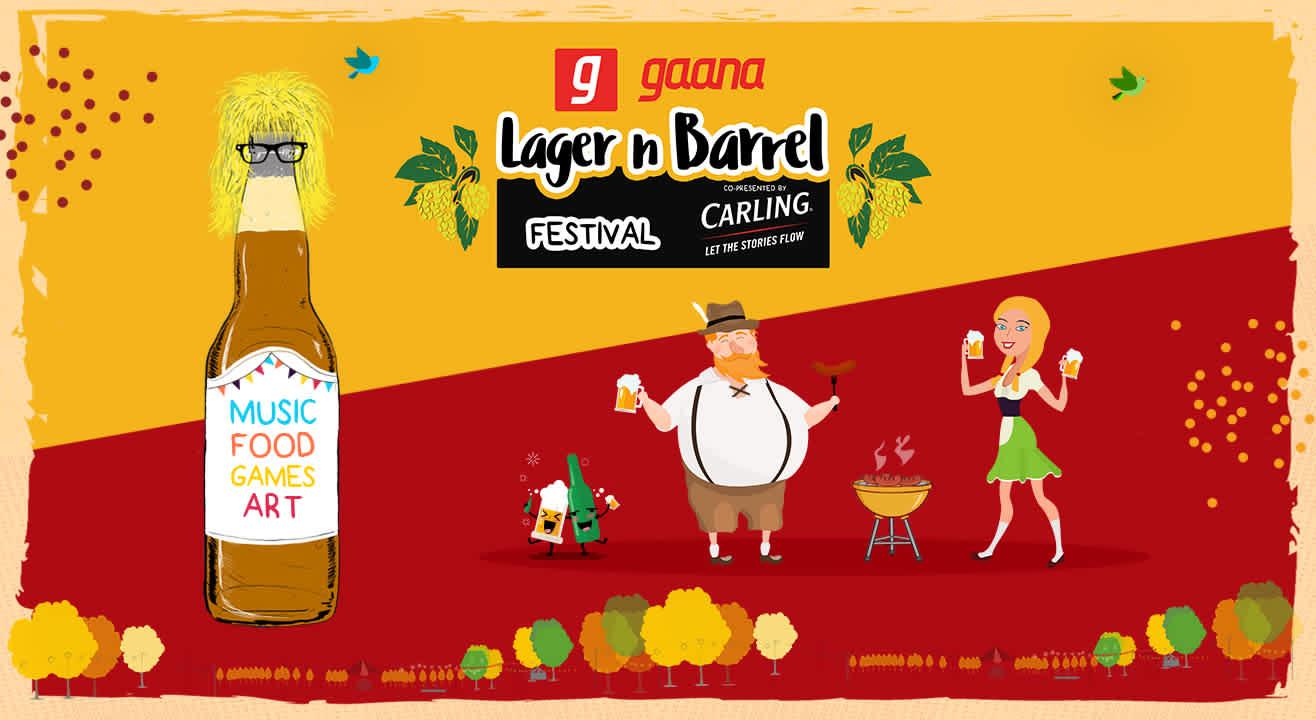 Lager N Barrel Festival: Rock n Roll Beer Celebration