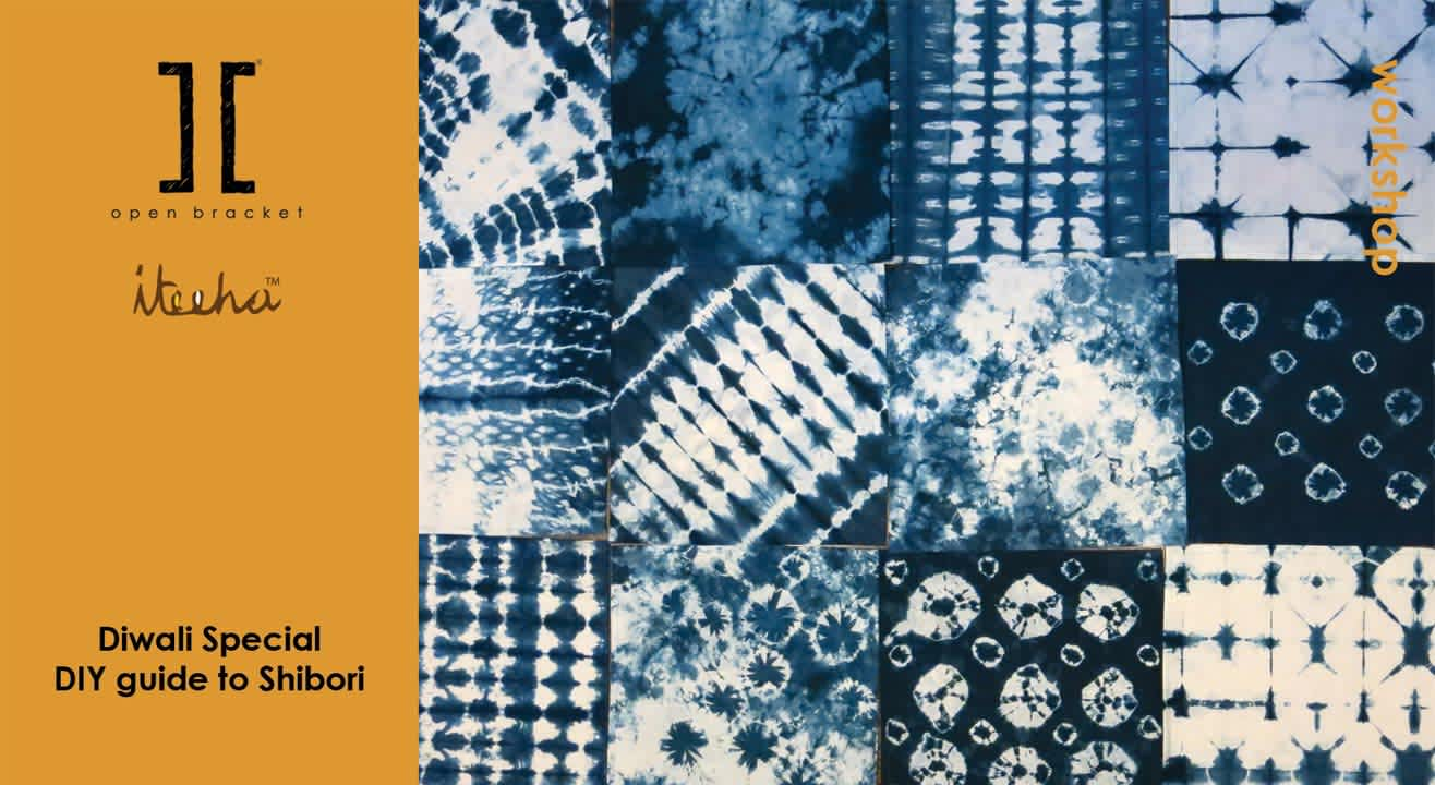 Diwali Special- DIY Guide to Shibori