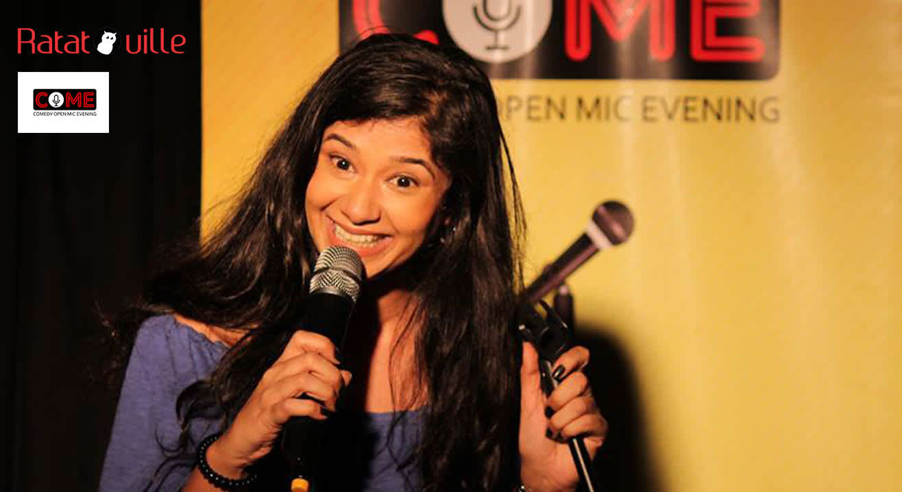 Standup Comedy Course - Free Introductory Workshop by Jeeya Sethi