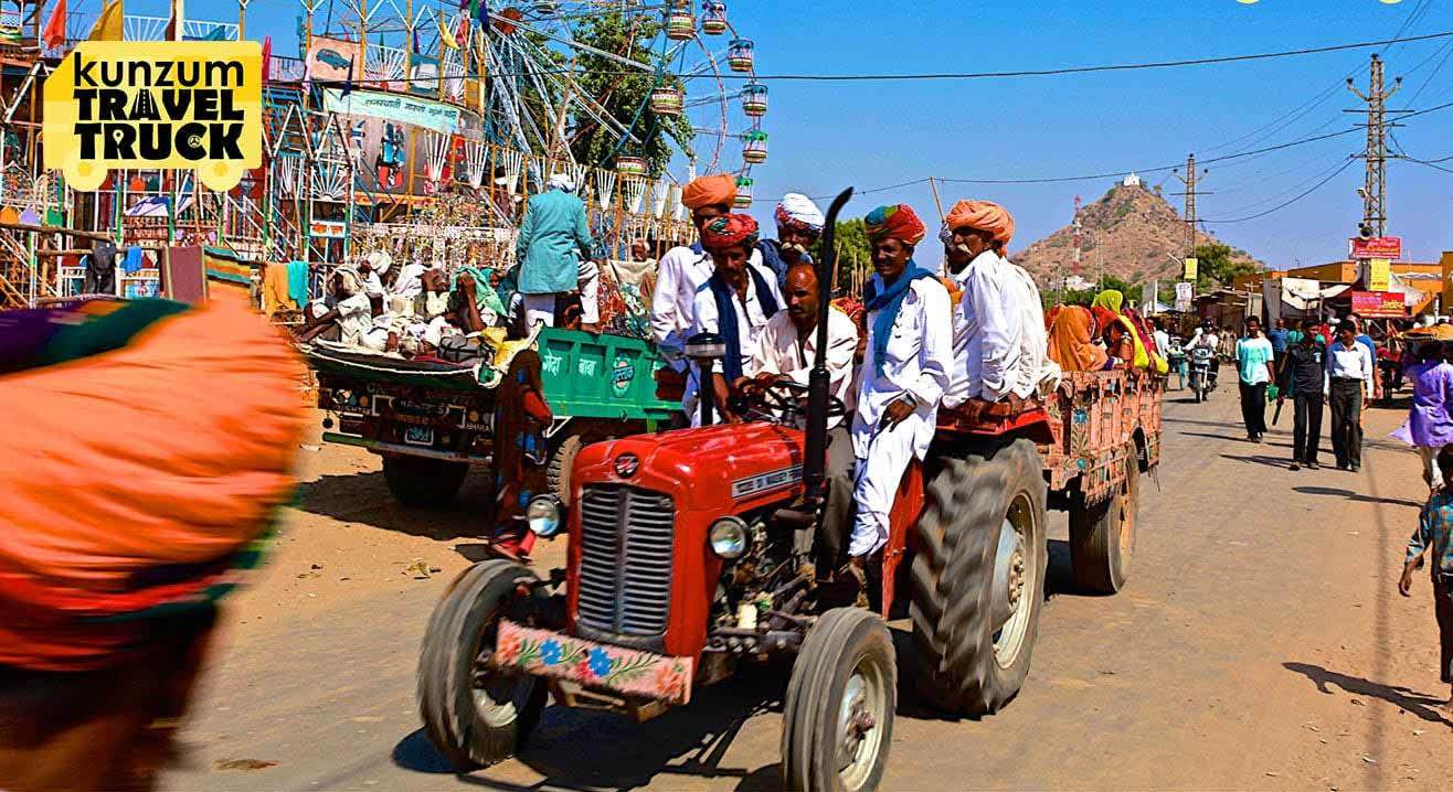 Travel and Fashion Photo Tour With Aman Chotani – Pushkar Camel Fair