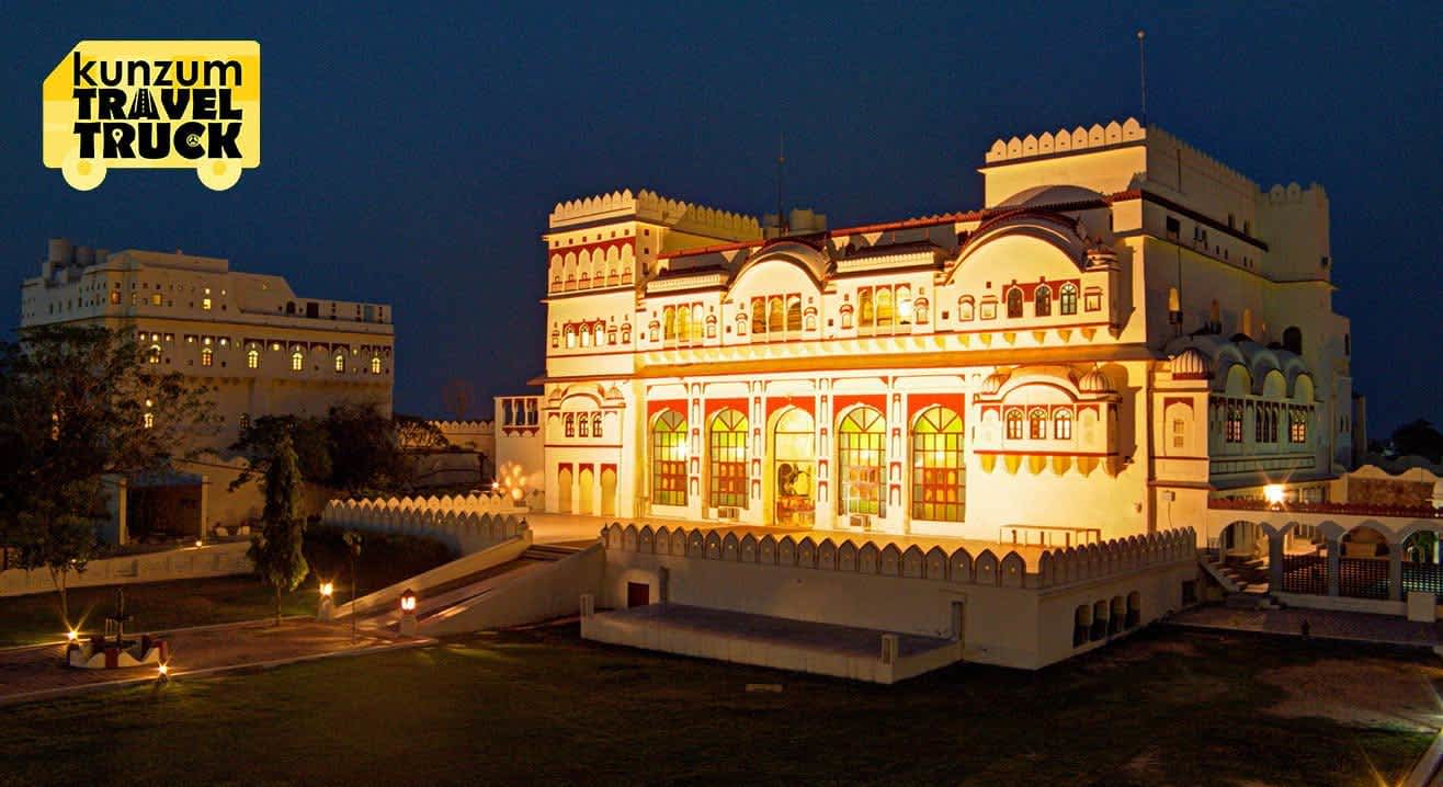 Ring In The New Year In a Palace of Shekhawati and Rajasthan