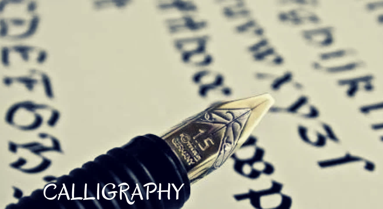 Calligraphy Workshop by Bloom & Grow
