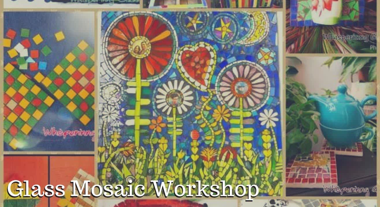 Glass Mosaic Workshop