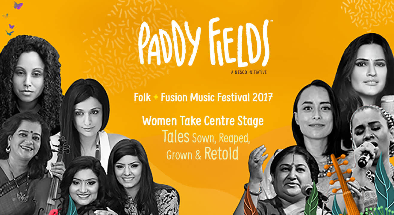 Paddy Fields - Folk and Fusion Music Festival, 2017