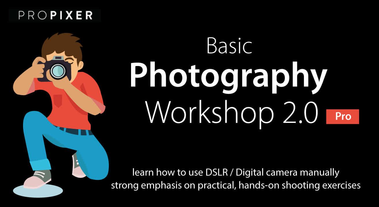 Basic Photography Workshop 2.0