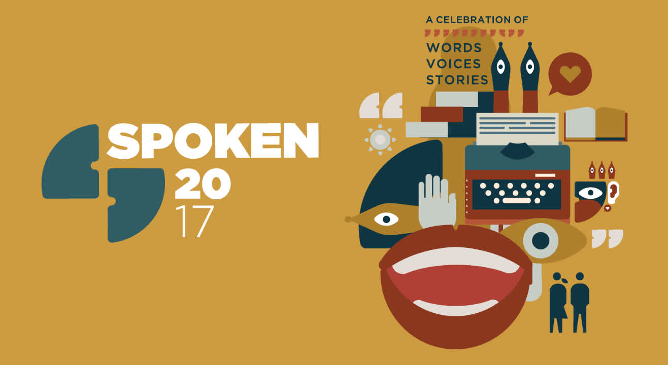 5 Reasons To Attend The Spoken Fest 2017