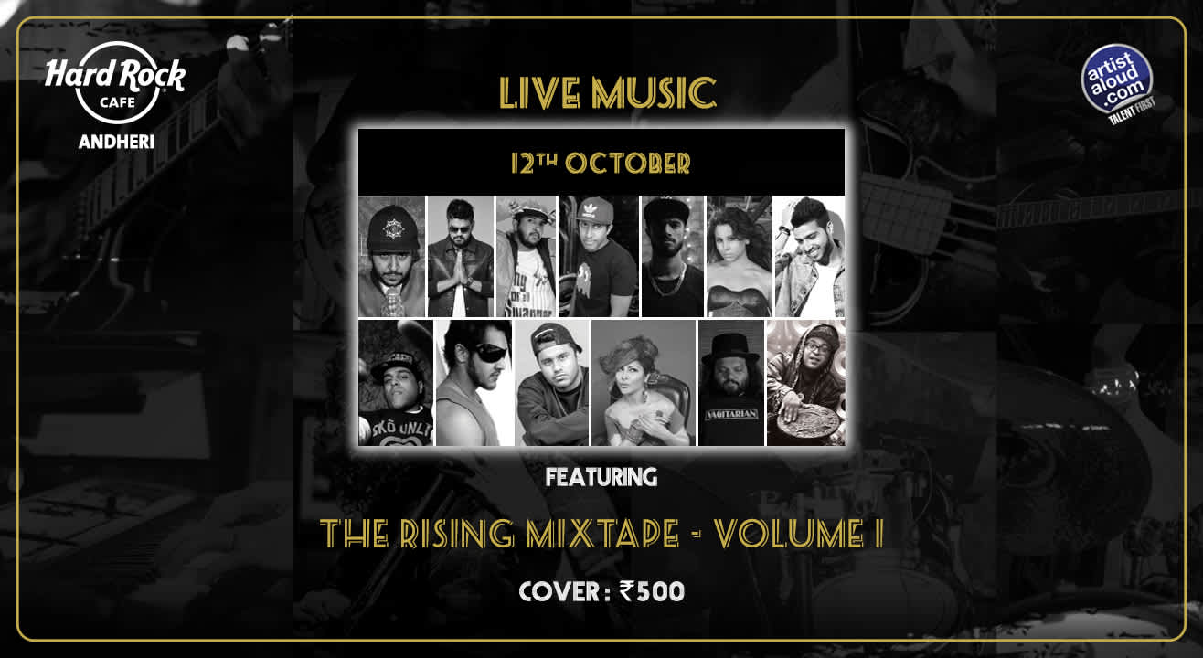 The Rising MixTape - Volume 1 - Thurday Live!
