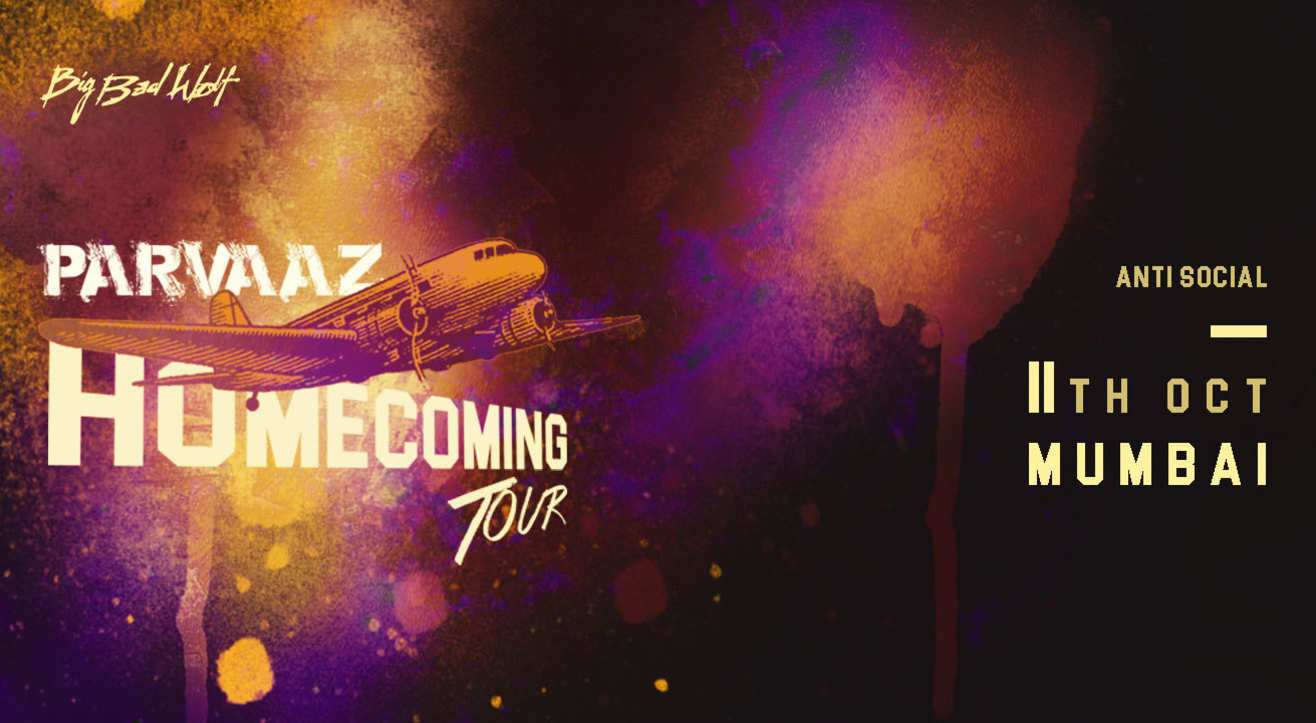PARVAAZ – Homecoming Tour