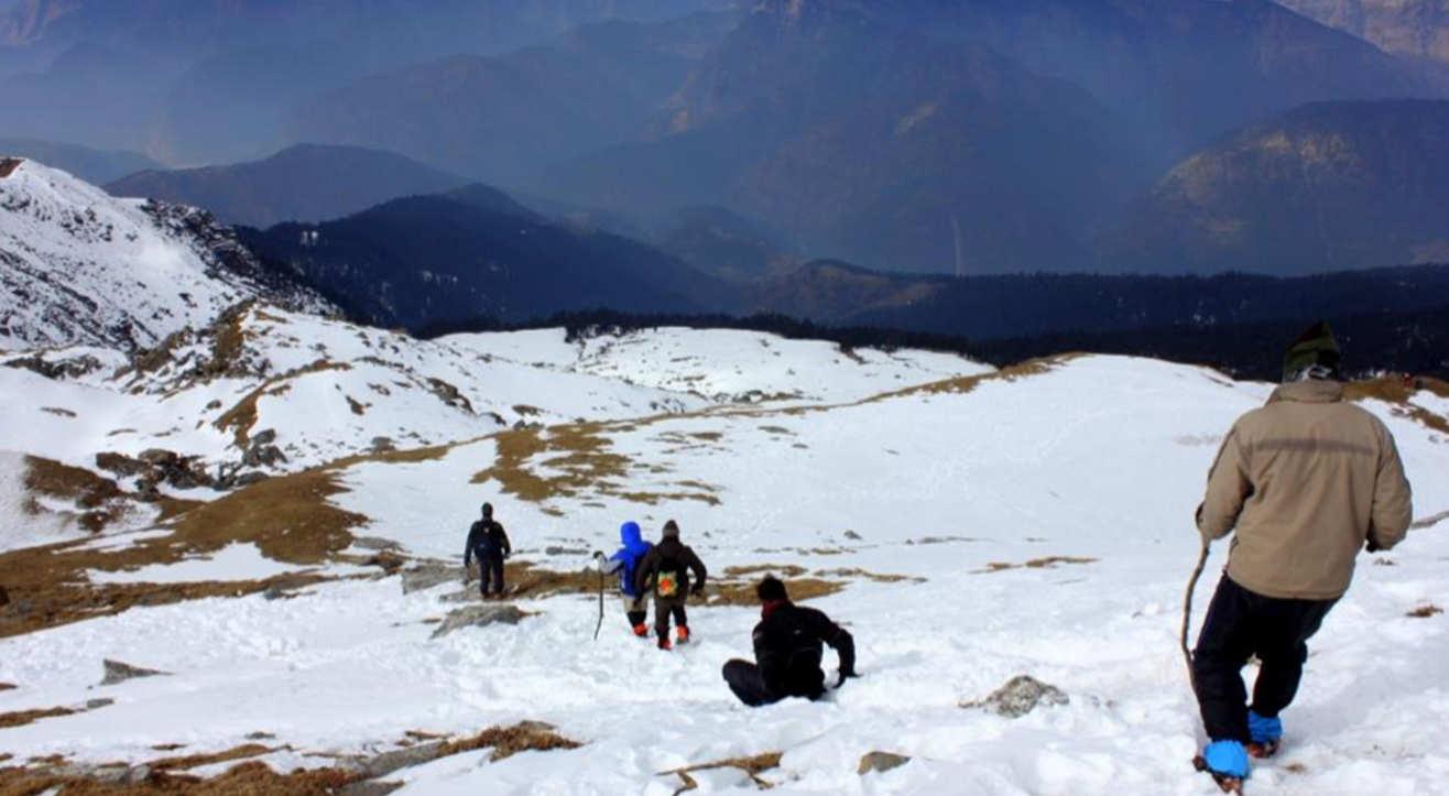 God's Cradle Shaped Valley - Har Ki Dun
