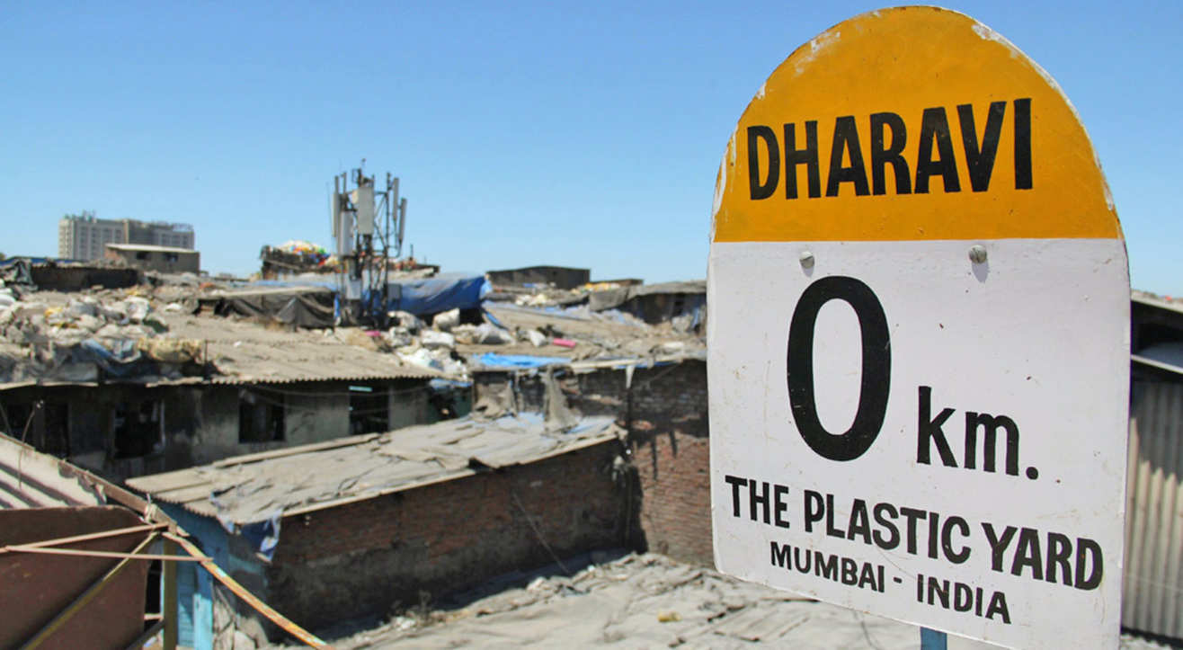 What's Inside Dharavi?
