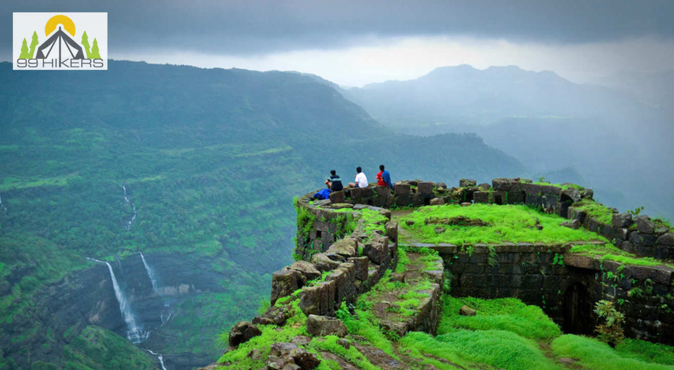 Night Trek to Rajmachi | 99 Hikers