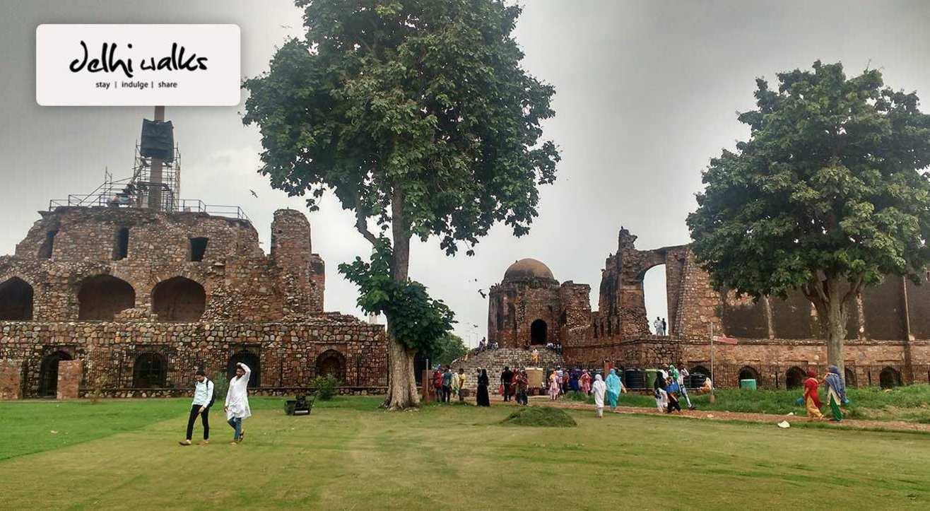Feisty Djinns of Ferozabad – Feroz Shah Kotla