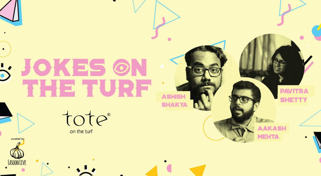 Jokes On the Turf ft. Ashish, Aakash & Pavitra