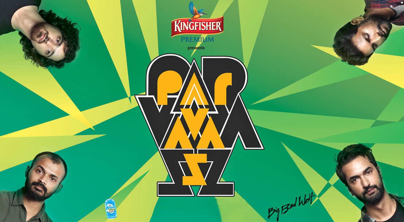 Kingfisher Premium Presents Parvaaz