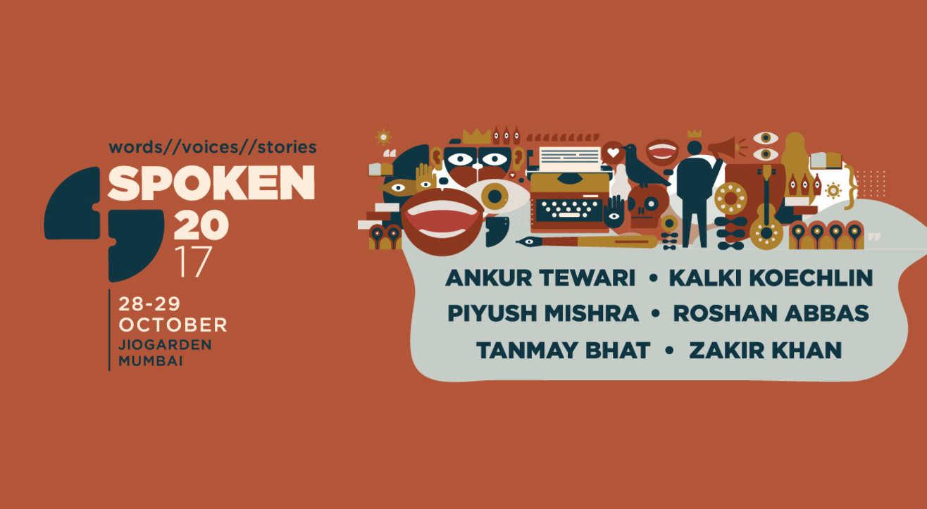 Spoken Fest, 2017