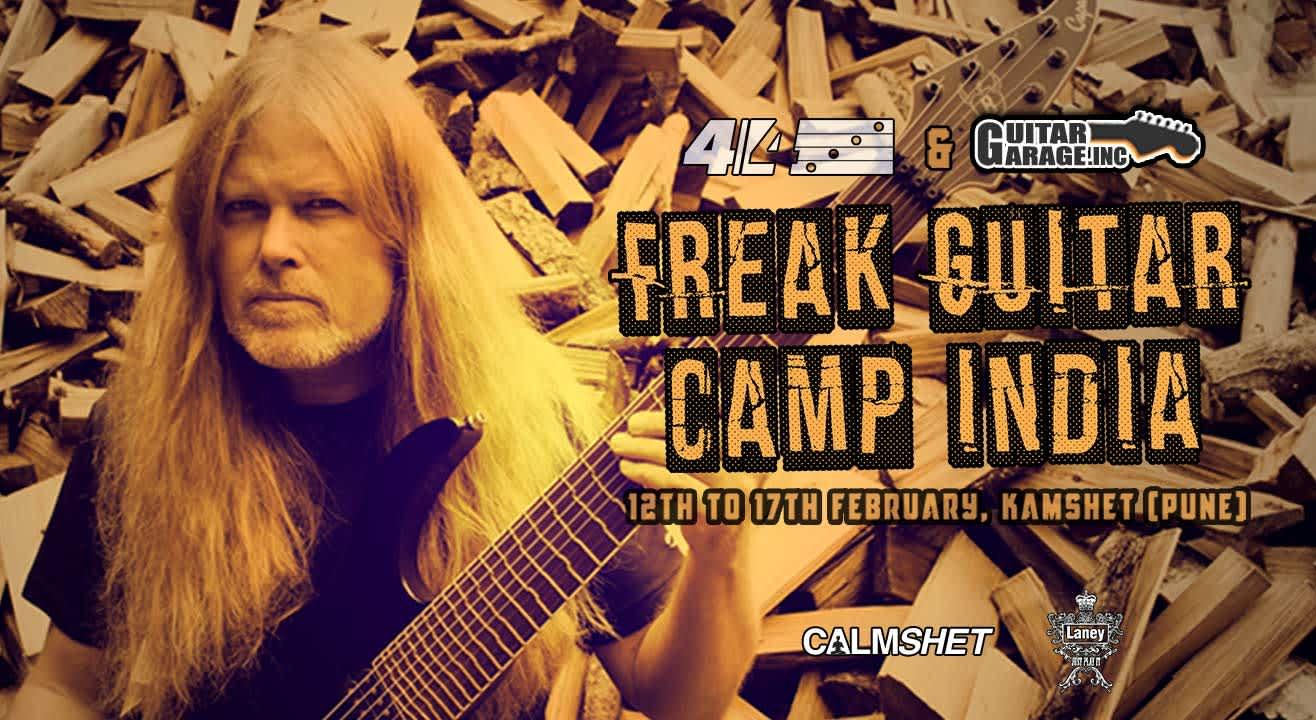Freak Guitar Camp India