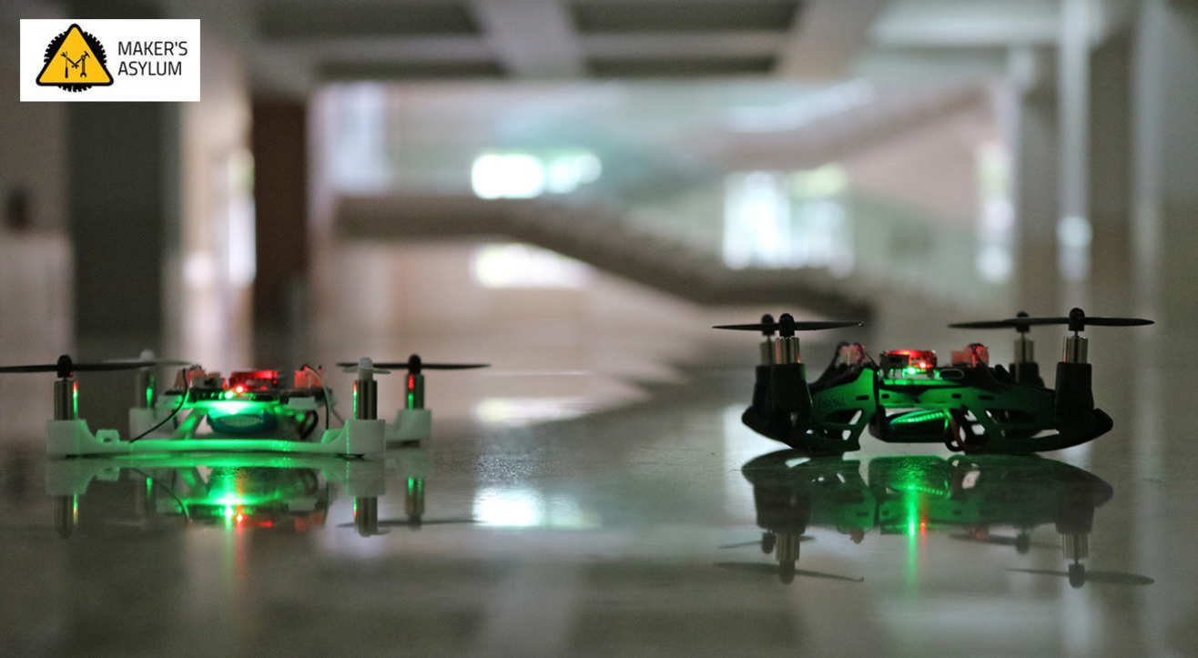 Basic Drone Making And Programming Workshop