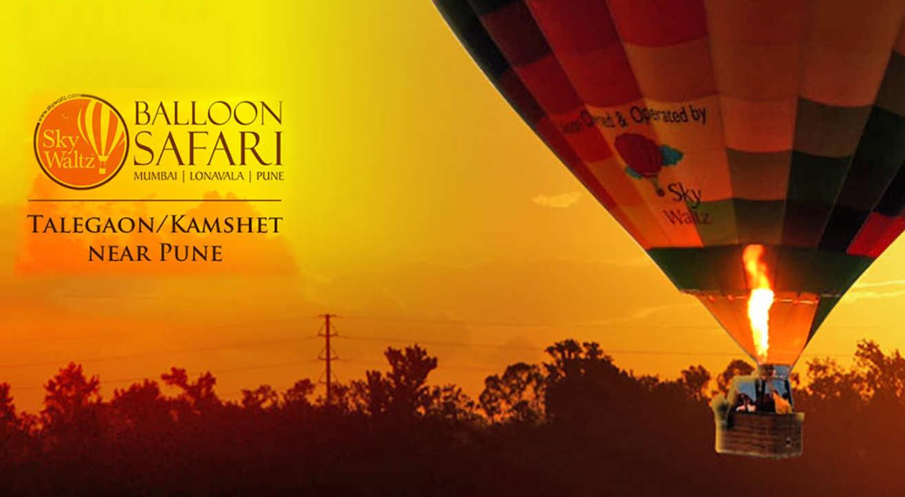 Sky Waltz Balloon Safari - Lonavala, Season 5