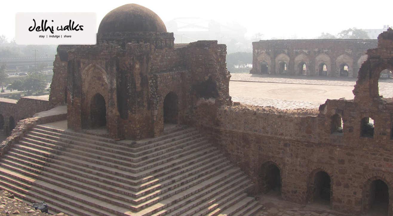 Riverside Fortress - Firozabad