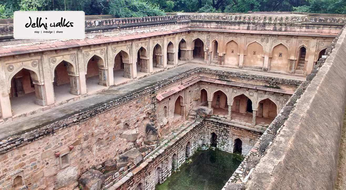 The Architectural Legacy of Mehrauli