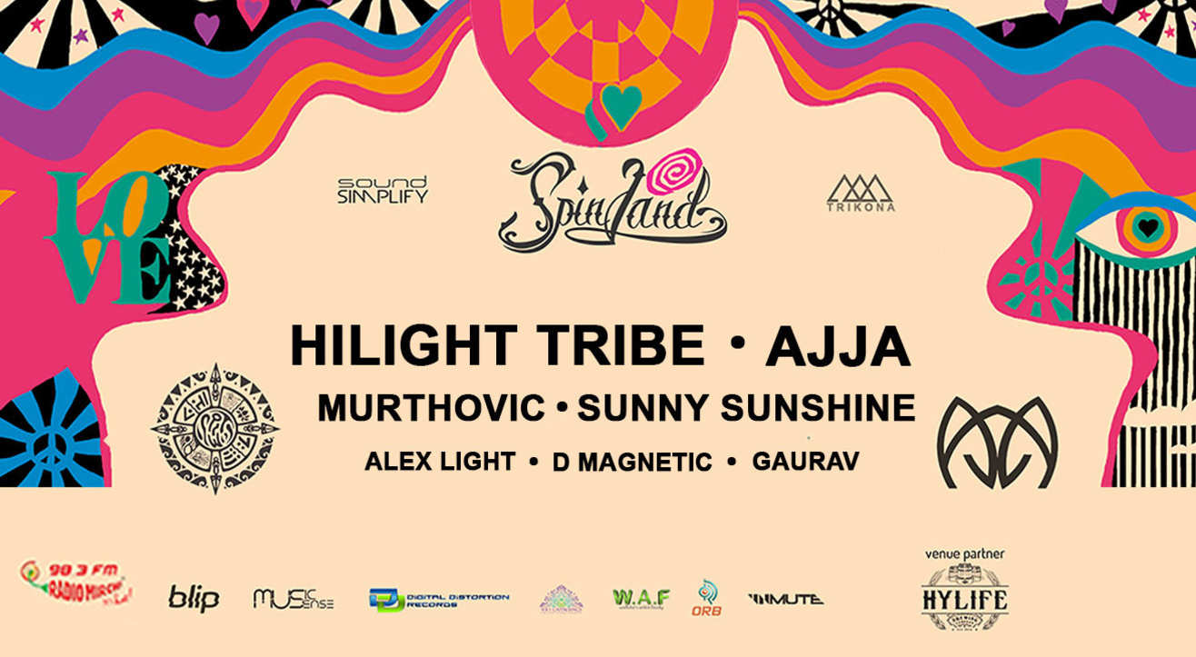 Hilight Tribe X AJJA & More