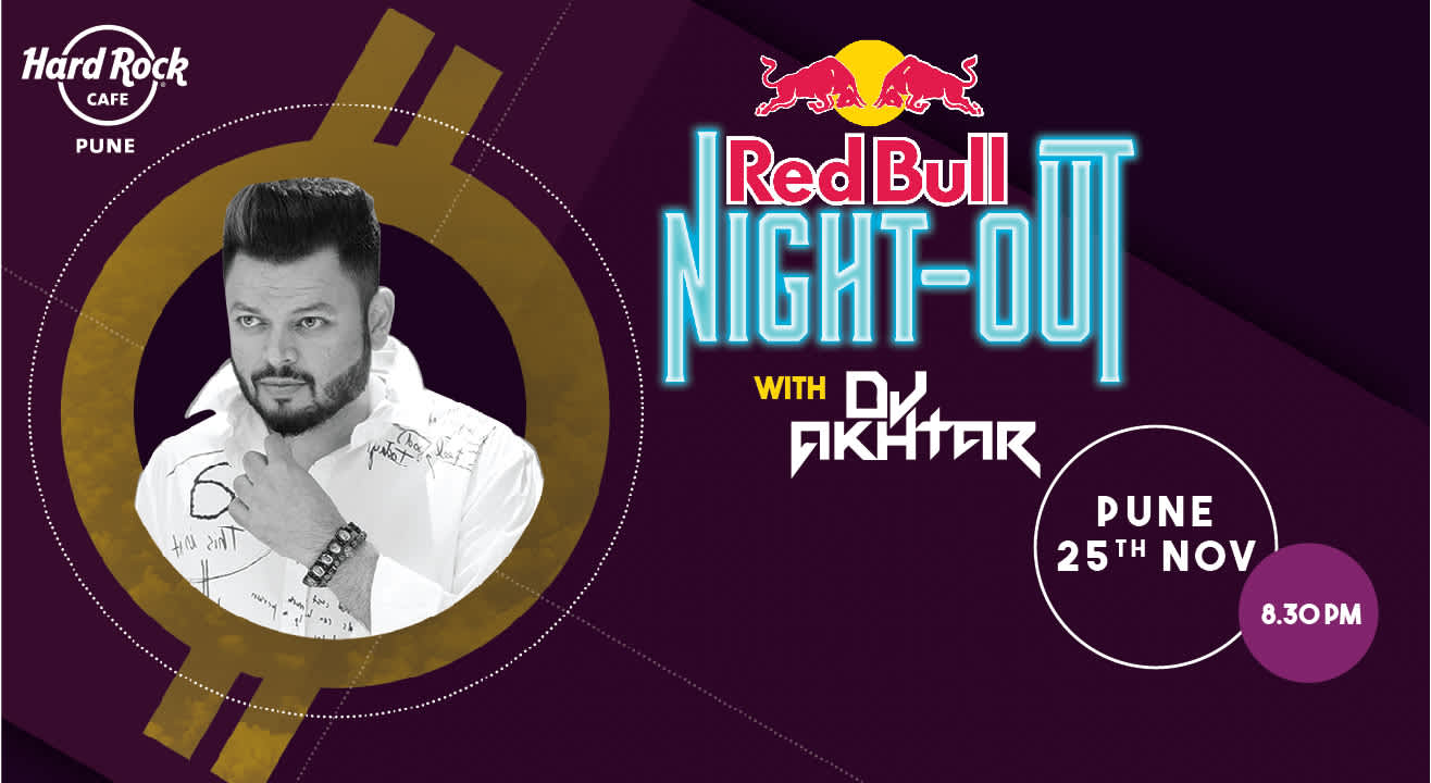 Red Bull Night-Out Tour with DJ Akhtar!