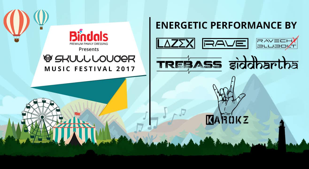 Skulllouder Music Festival