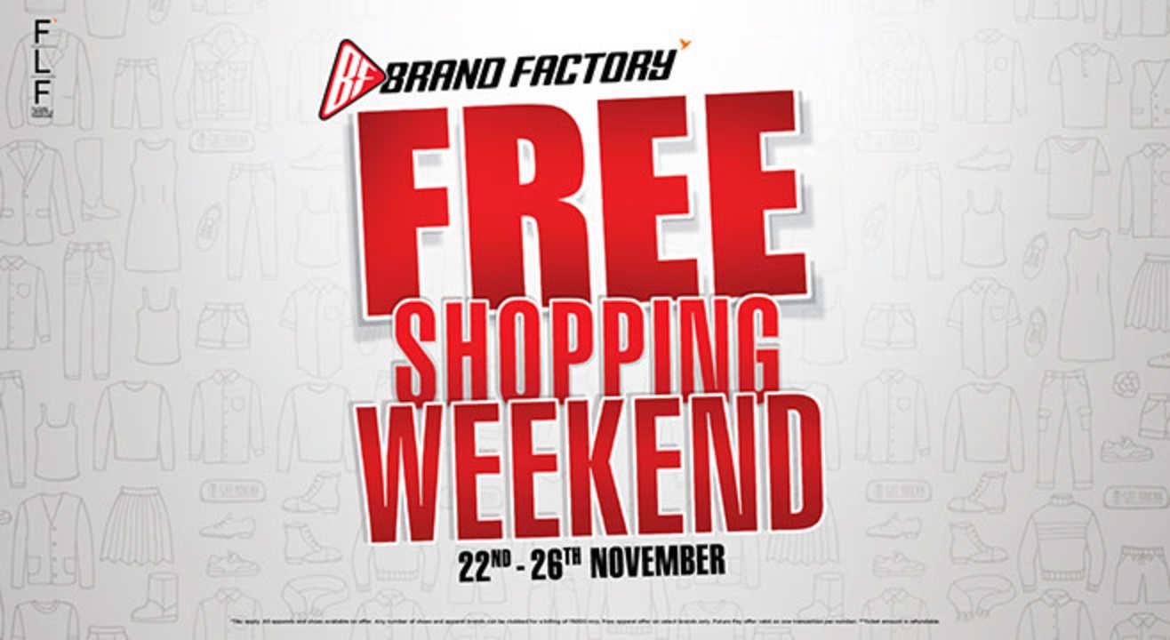 Brand Factory - Krome Mall - Pune