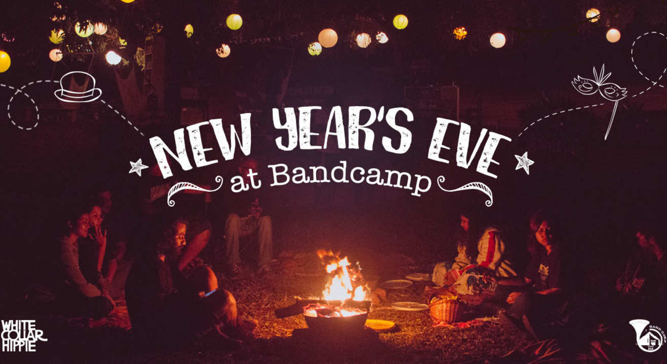 New Year's Eve at BandCamp