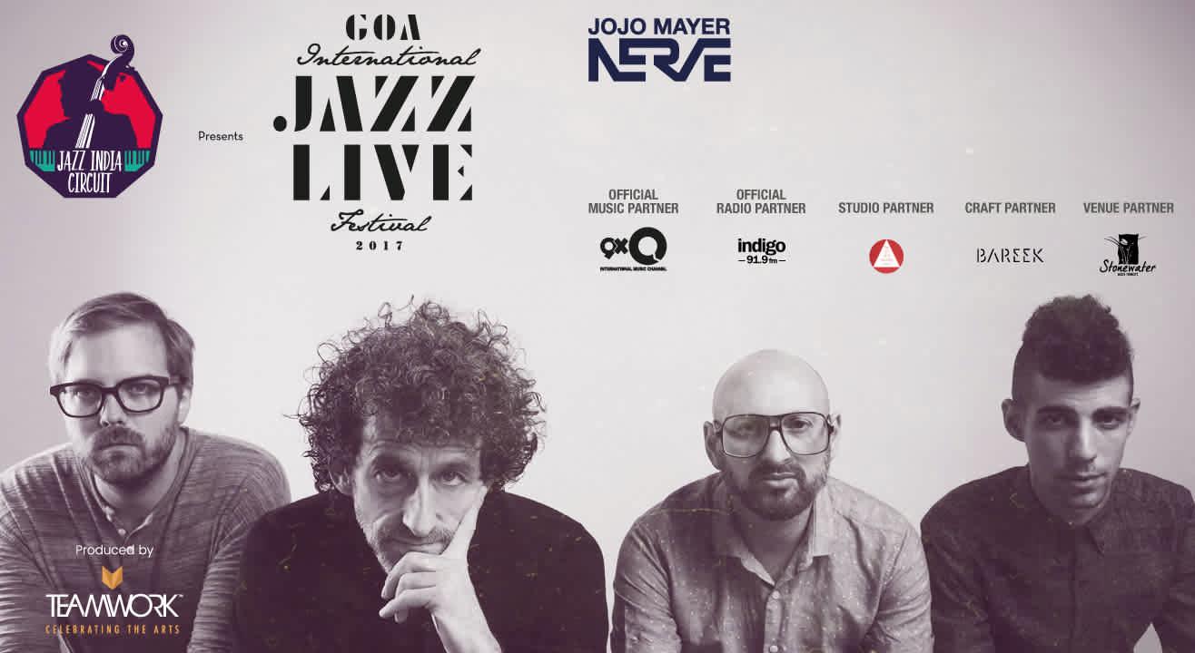 Goa International Jazz Live Festival feat. Jojo Mayer
