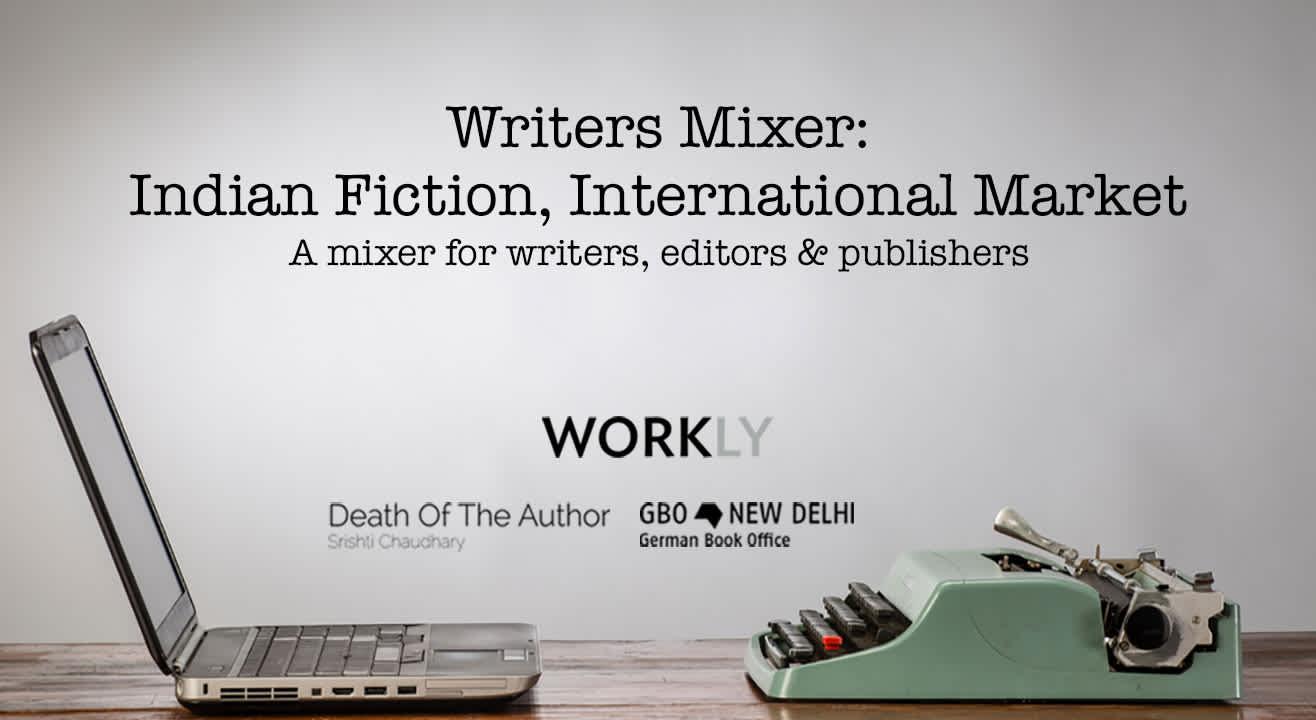 Writers Mixer: Indian Fiction, International Market