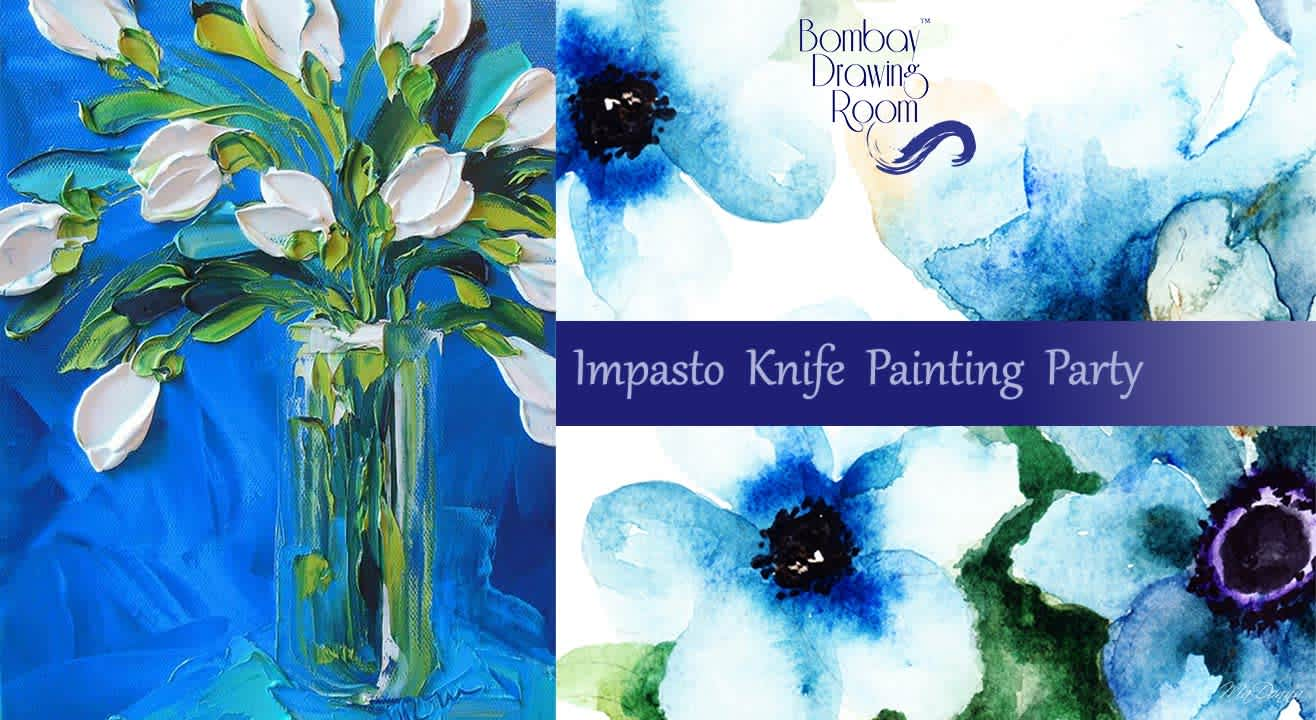 Knife Painting Workshop