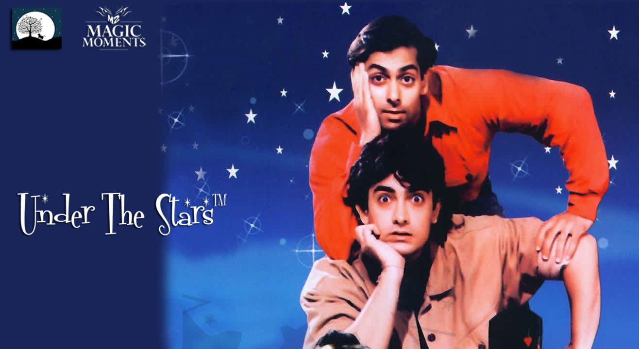 Magic Moments Under The Stars: Screening of Andaz Apna Apna