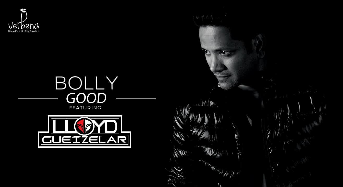 Verbena presents BollyGood Night featuring DJ Lloyd