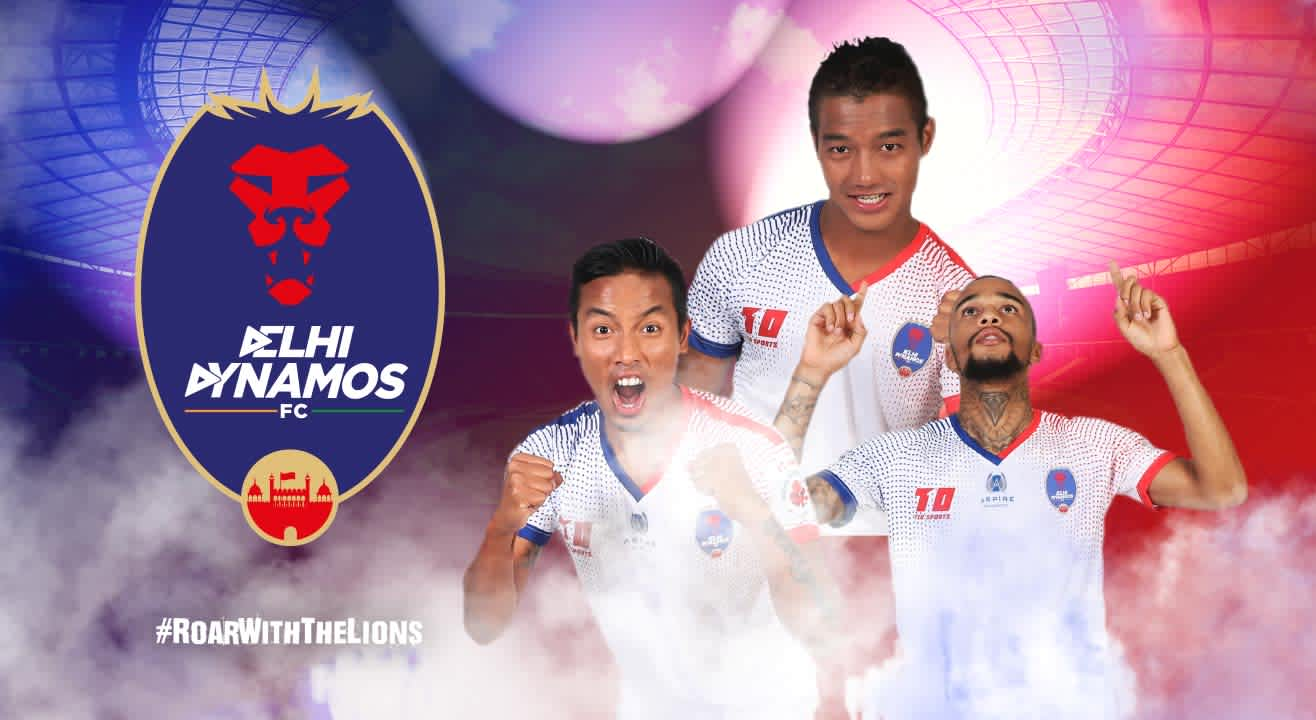 Catch all of Delhi Dynamos FC's home games during ISL Season 4!
