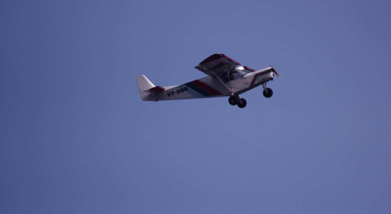 Did You Know You Could Fly A Plane, Right Here In Bangalore?
